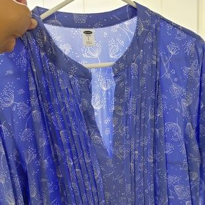 Used Tunic Old Navy Top- large